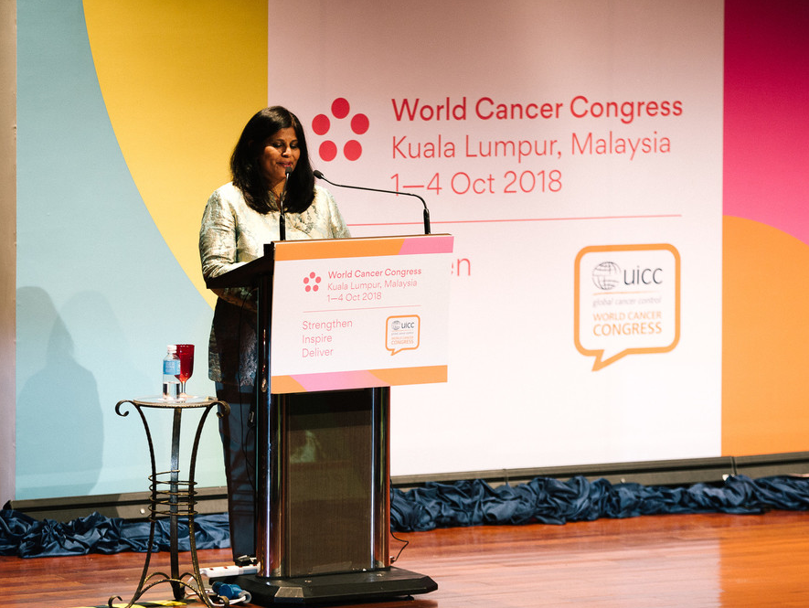 World Cancer Congress 2018
